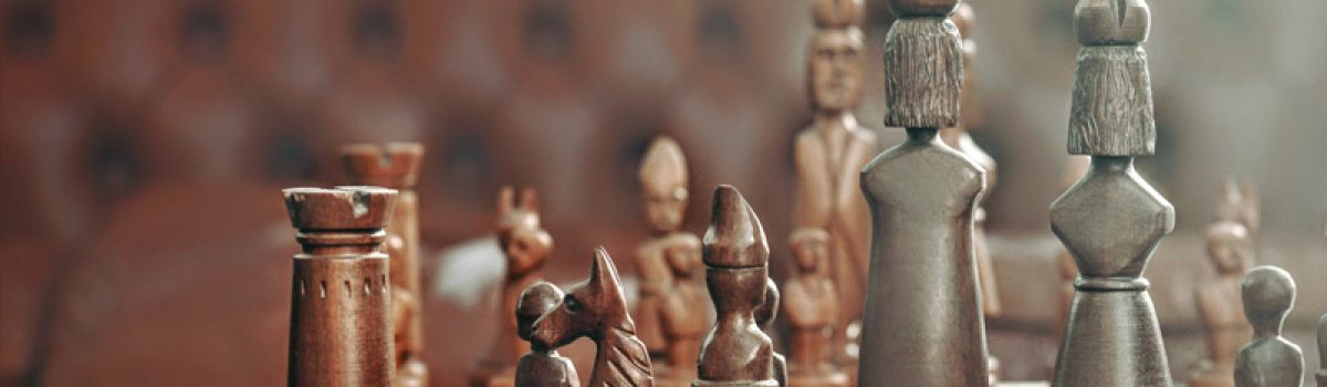 Discovering the 'Universal Logic of Strategy'