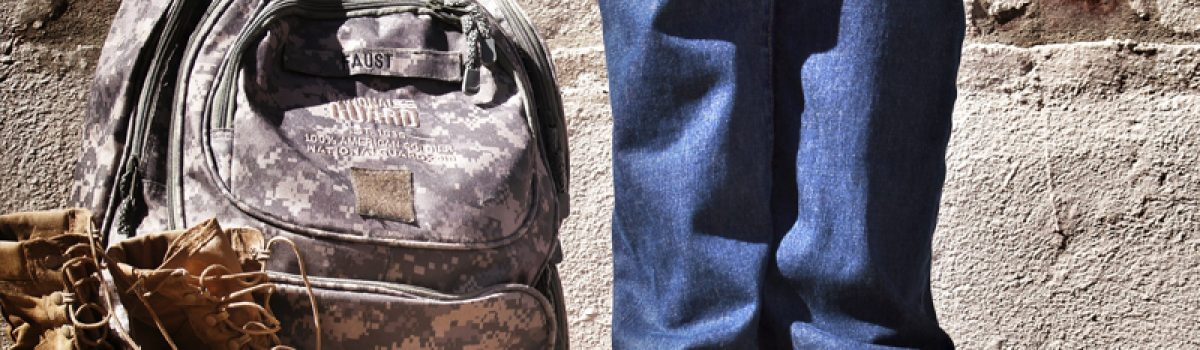 Character as the foundation for servant-leadership: The military's type of leadership
